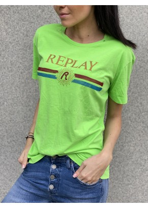 TRIKO REPLAY ICONIC NEON GREEN