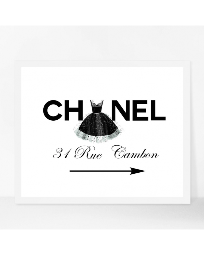 Obraz Chanel 31 Rue Cambon